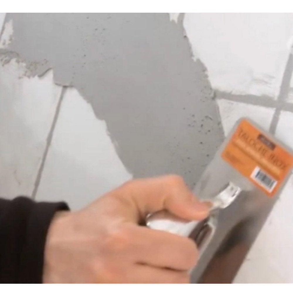 recouvrir un carrelage mural salle de bain