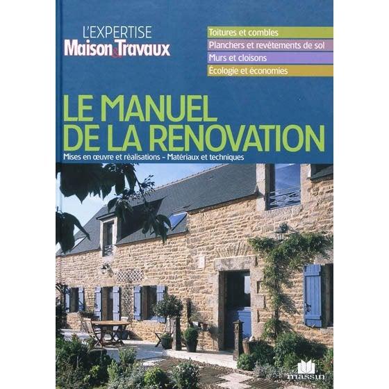 Le manuel de la r novation massin leroy merlin - Toile de renovation leroy merlin ...