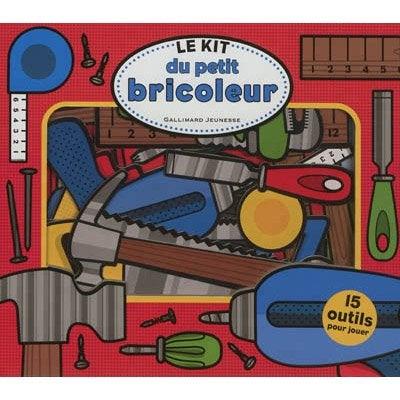 le kit du petit bricoleur gallimard jeunesse leroy merlin. Black Bedroom Furniture Sets. Home Design Ideas