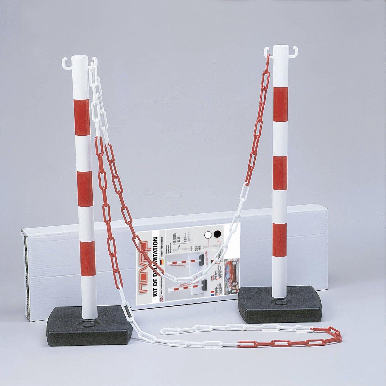 kit poteaux en plastique leroy merlin. Black Bedroom Furniture Sets. Home Design Ideas