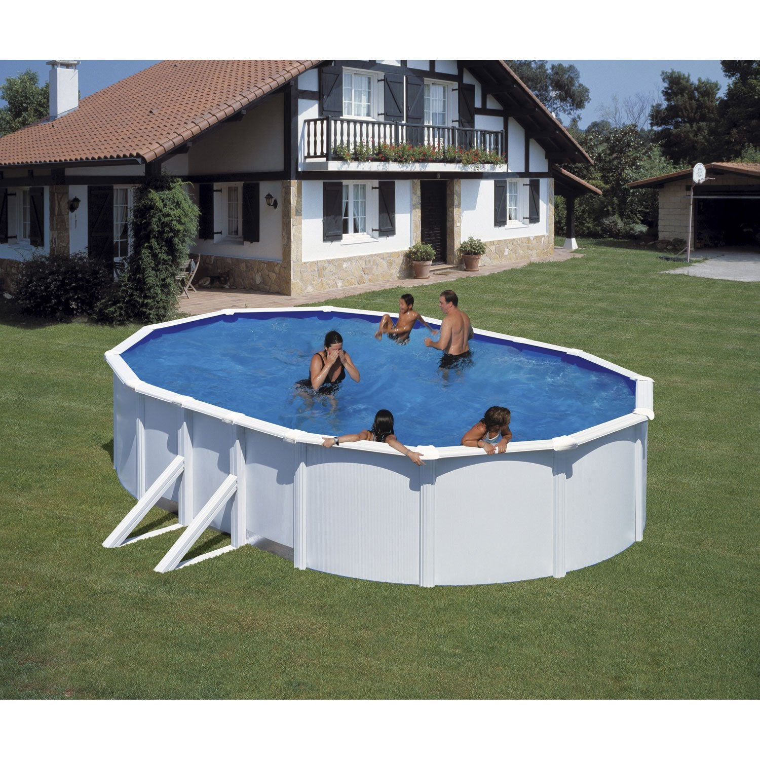 terrasse bois piscine leroy merlin diverses. Black Bedroom Furniture Sets. Home Design Ideas