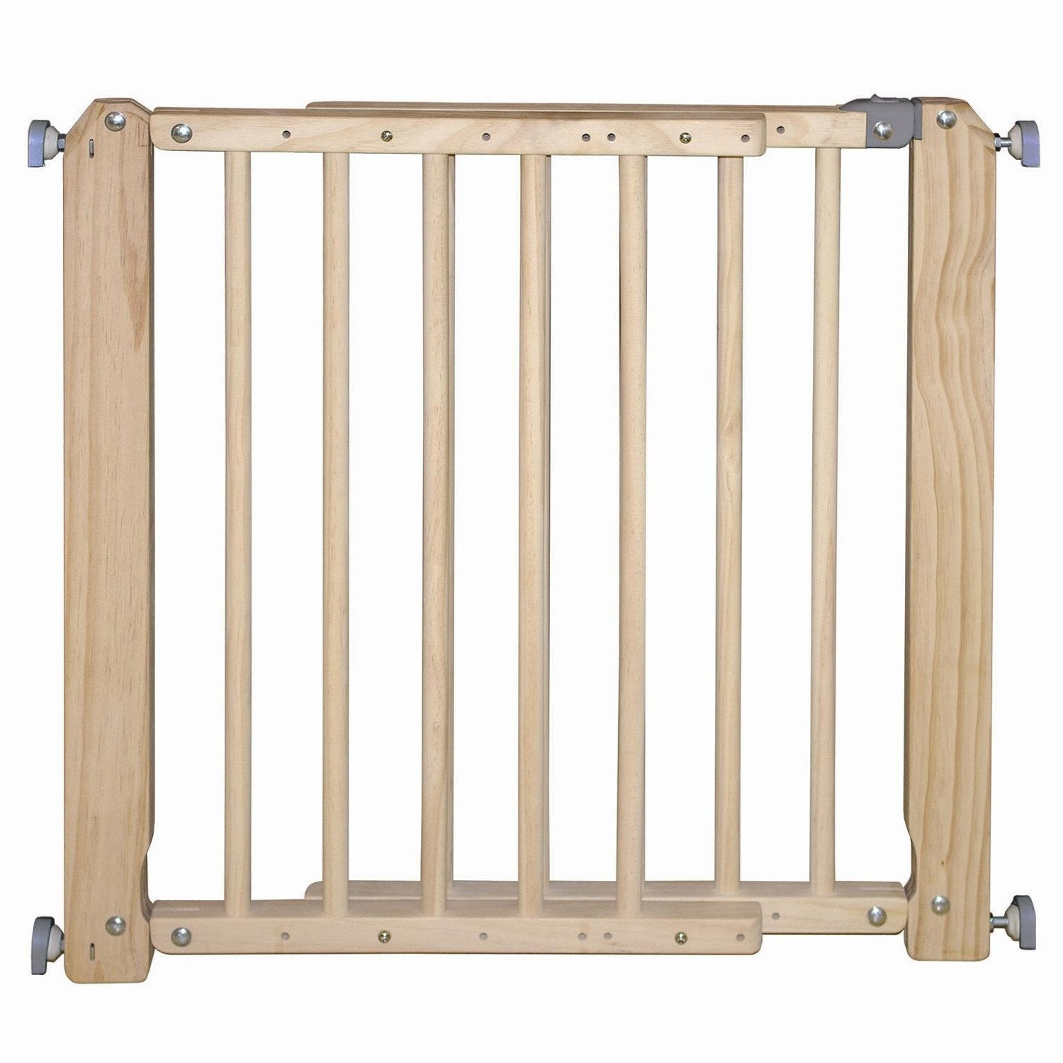 Barri re de s curit enfant bois cm cm for Barriere de securite pour escalier helicoidale