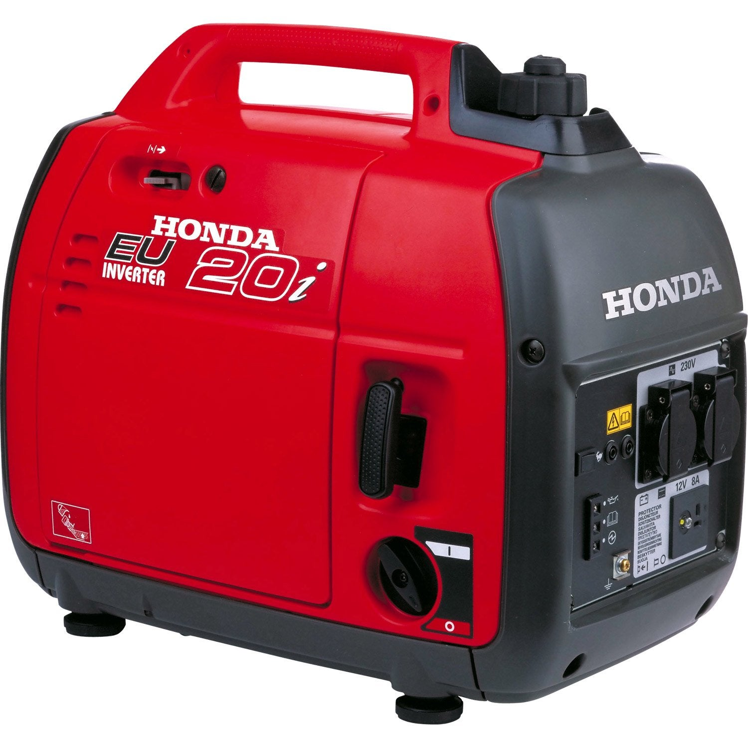 Groupe lectrog ne essence inverter honda eu20i 1600 w for Groupe electrogene pour maison