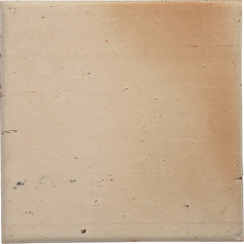Terre cuite sol et mur rose clair effet pierre rairies origine x cm - Leroy merlin origine ...