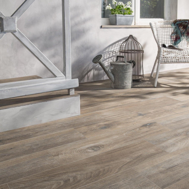 Carrelage sol brun fonc effet bois heritage x for Carrelage 80x20
