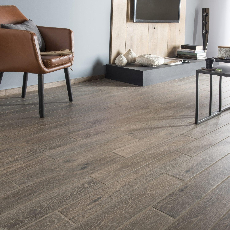 carrelage sol et mur brun effet bois prague x cm. Black Bedroom Furniture Sets. Home Design Ideas