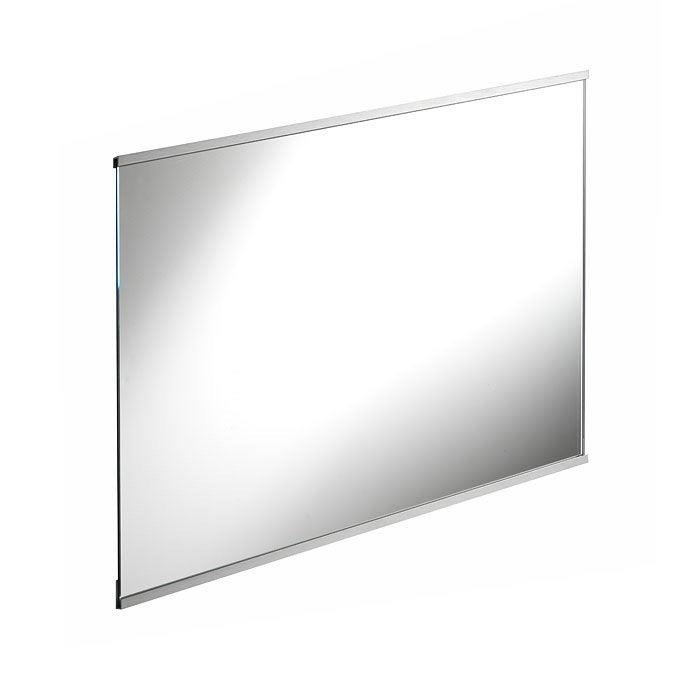 Cr dence verre delinia miroir 60cmx45cmx5mm leroy merlin for Credence miroir leroy merlin