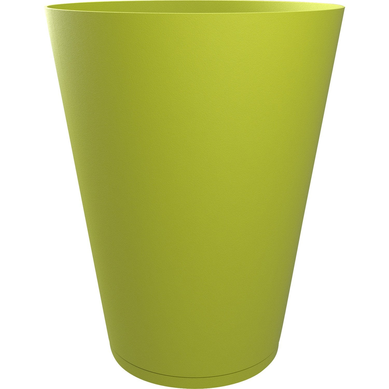 bac plastique grosfillex x cm vert cactus leroy merlin. Black Bedroom Furniture Sets. Home Design Ideas