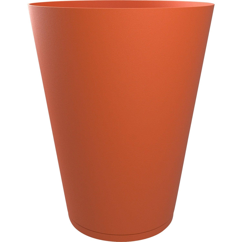 bac polypropyl ne grosfillex x cm orange. Black Bedroom Furniture Sets. Home Design Ideas