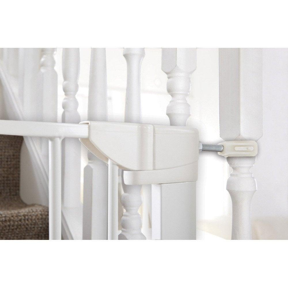 Kit de fixation escalier y m tal pour barri re de s curit for Barriere de securite pour escalier helicoidale
