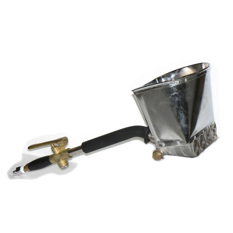 Projecteur mortier prodif leroy merlin for Pistolet pour crepi exterieur