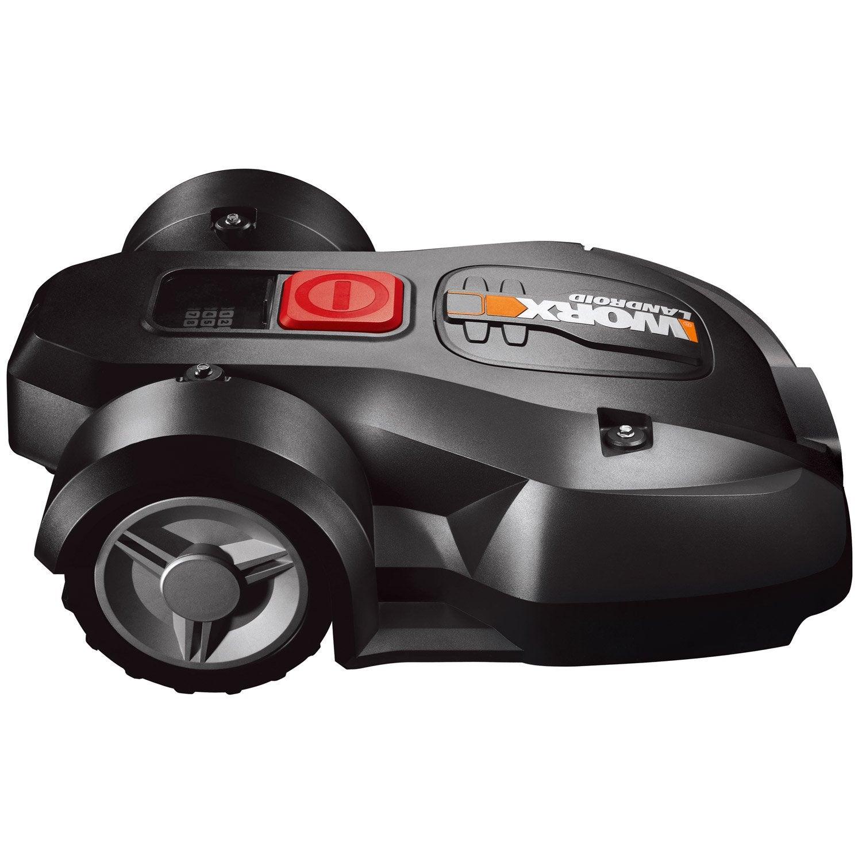 tondeuse robot worx l2000 wifi 2000 m leroy merlin. Black Bedroom Furniture Sets. Home Design Ideas