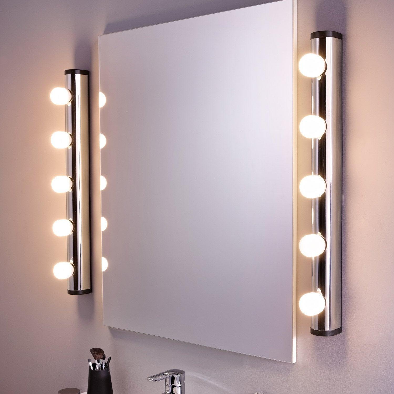 applique liz sans ampoule e14 leroy merlin. Black Bedroom Furniture Sets. Home Design Ideas
