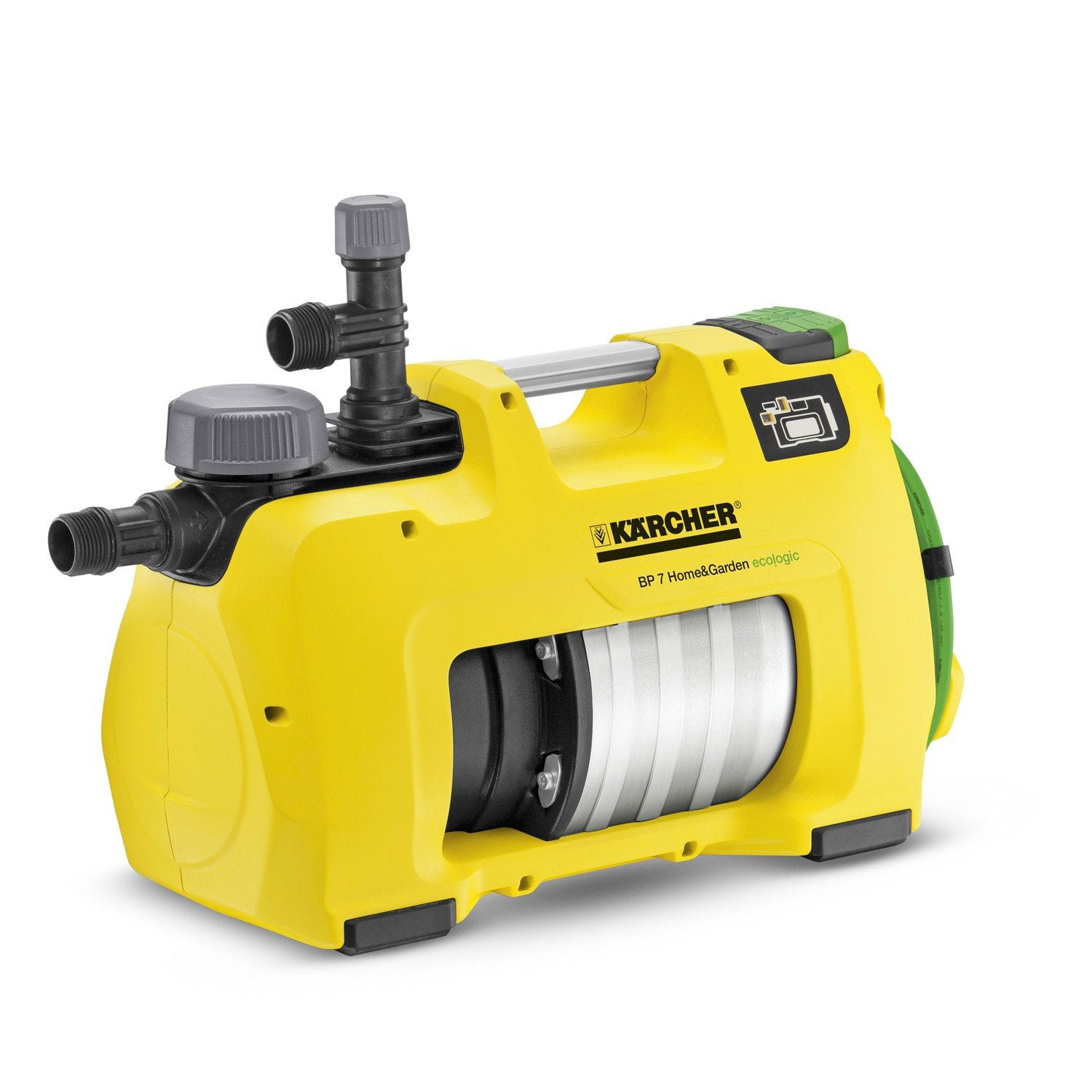 Pompe arrosage automatique karcher bp7 home and garden for Pompa sommersa leroy merlin