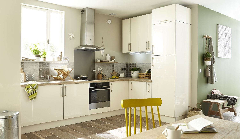 une table d 39 appoint escamotable leroy merlin. Black Bedroom Furniture Sets. Home Design Ideas
