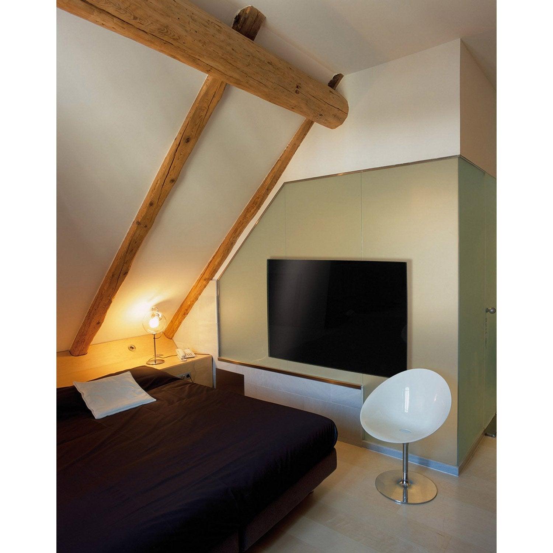 radiateur lectrique rayonnement 1500 w leroy merlin. Black Bedroom Furniture Sets. Home Design Ideas