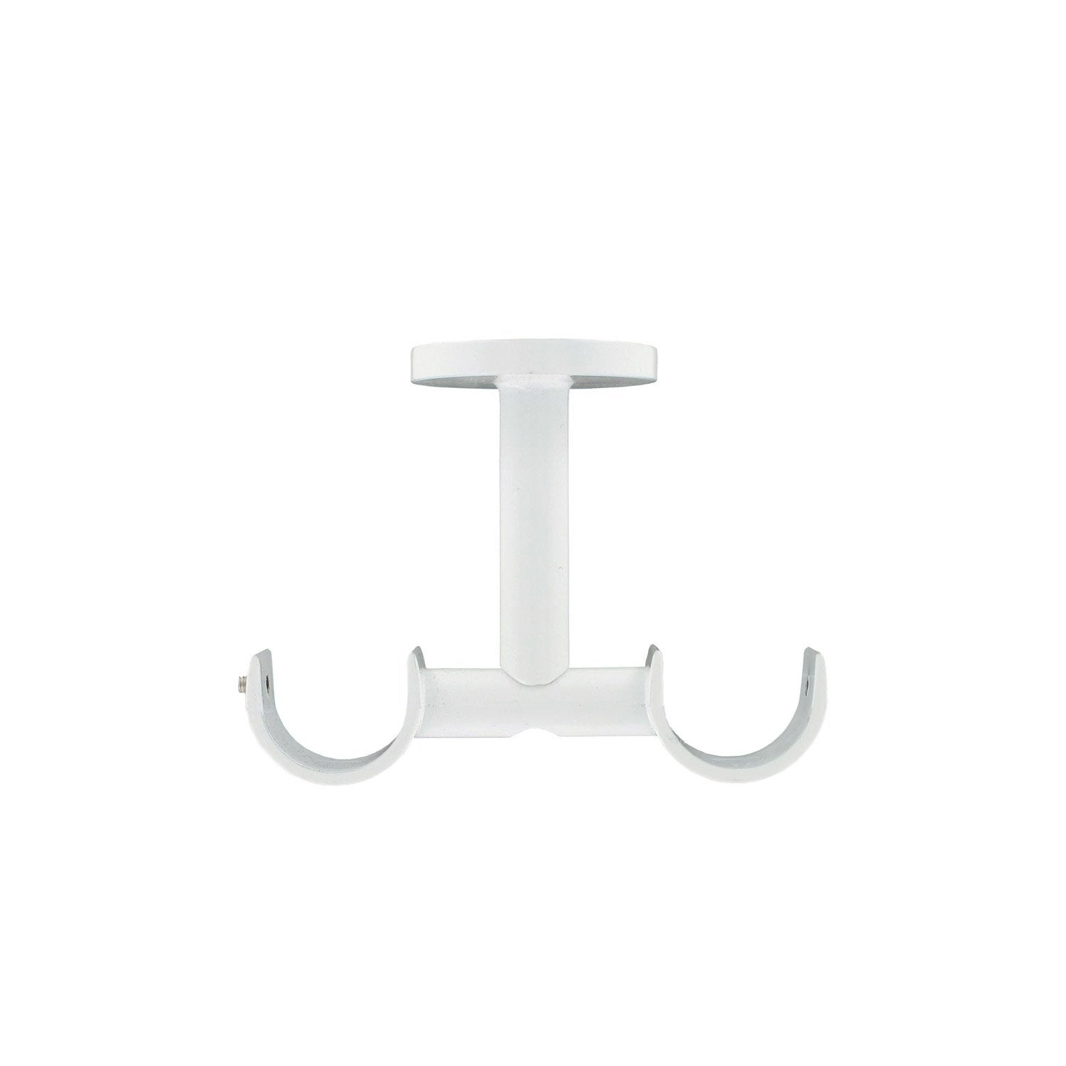 Support Tringle Rideau City 28 Mm Blanc Inspire Leroy Merlin