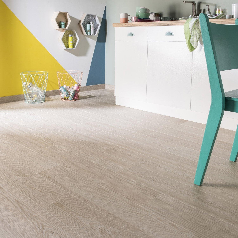 carrelage sol et mur naturel effet bois islande x cm leroy merlin. Black Bedroom Furniture Sets. Home Design Ideas