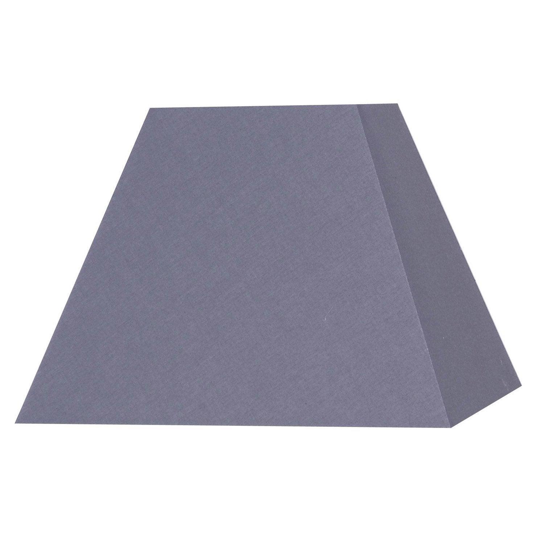 abat jour loft 32 cm toiline gris galet n 3 inspire. Black Bedroom Furniture Sets. Home Design Ideas