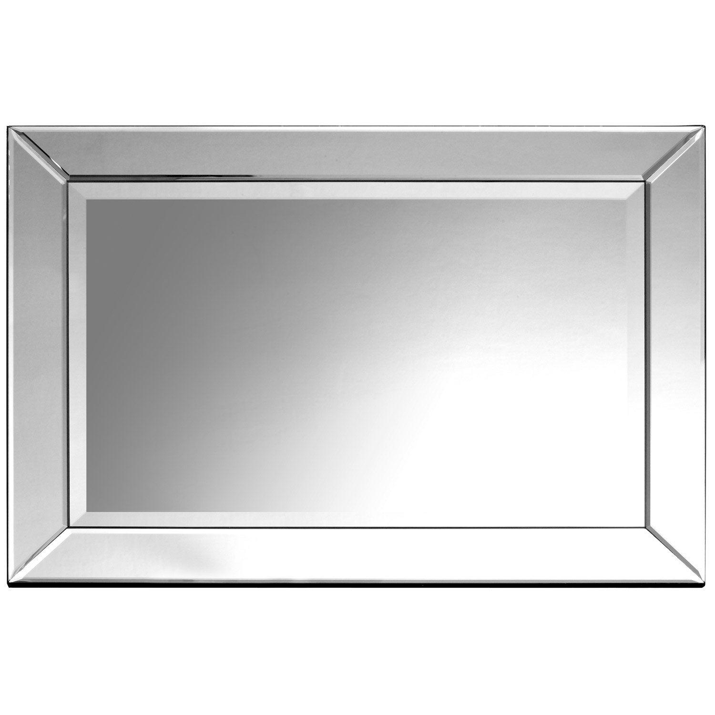 Miroir bizo x cm leroy merlin for Miroir 110 50