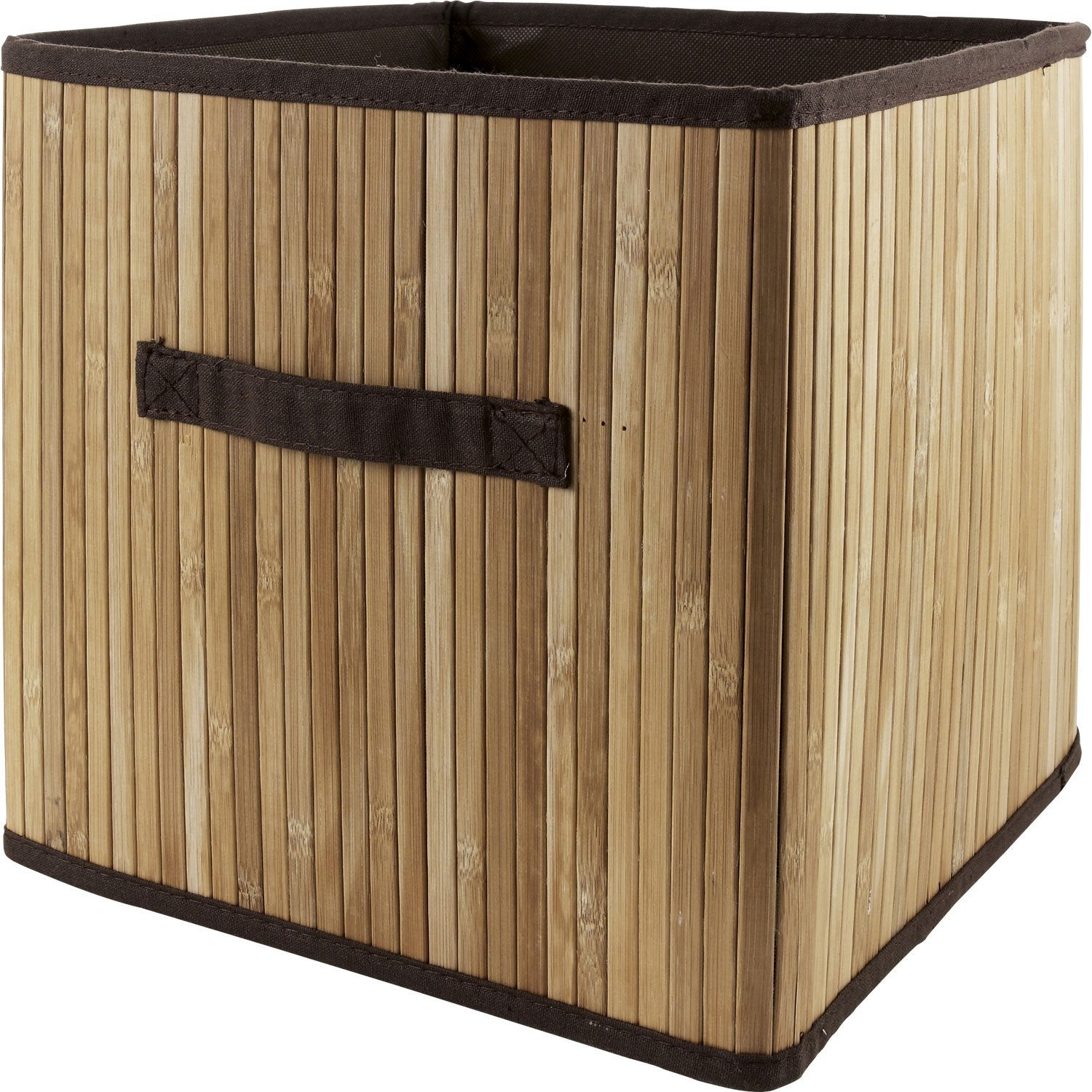 panier de rangement multikaz naturel x x cm. Black Bedroom Furniture Sets. Home Design Ideas