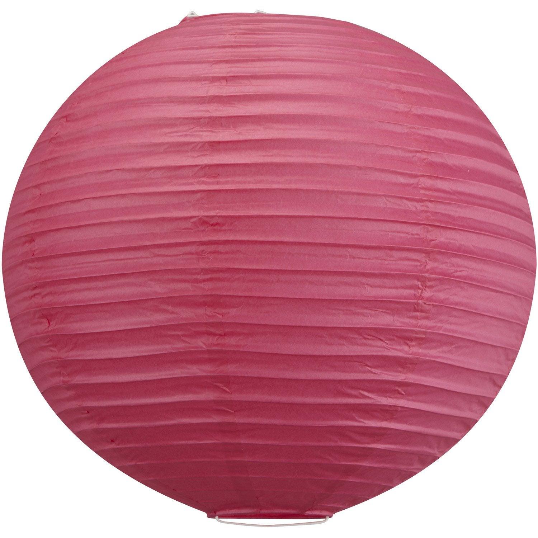 suspension pop baoji papier rose shocking n 3 1 inspire. Black Bedroom Furniture Sets. Home Design Ideas