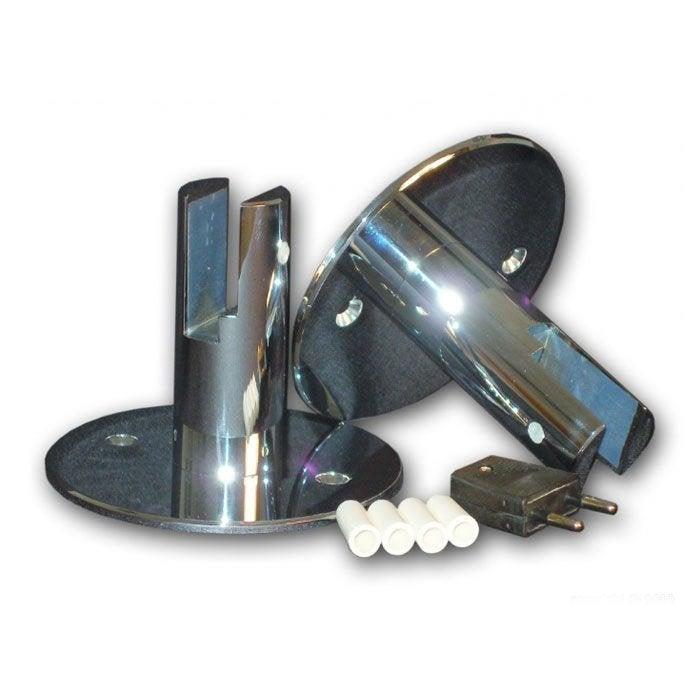 support de fixation pour radiateur bolero vertical leroy merlin. Black Bedroom Furniture Sets. Home Design Ideas