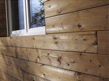 Vid o comment poser du bardage et du clin leroy merlin - Comment poser du clin bois exterieur ...