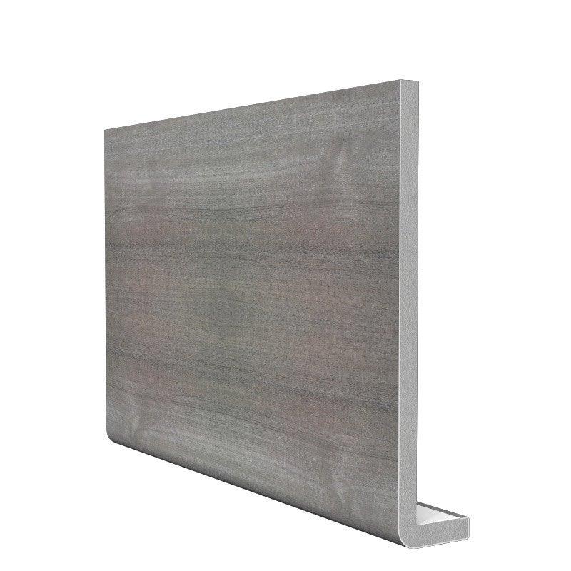 bandeau de rive de toiture teck pvc l 3 m x mm. Black Bedroom Furniture Sets. Home Design Ideas