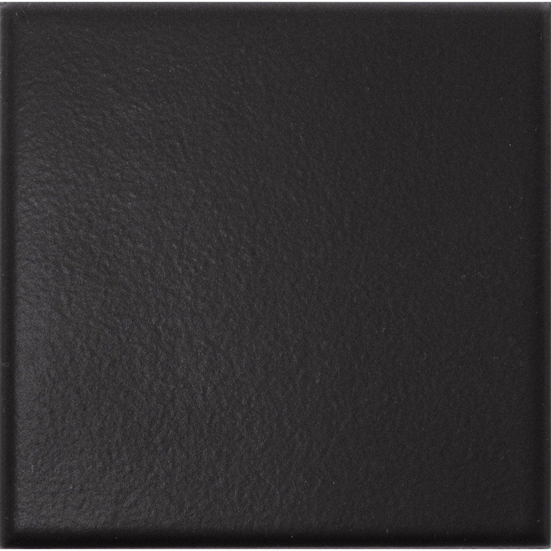fa ence mur noir marker x cm leroy merlin. Black Bedroom Furniture Sets. Home Design Ideas