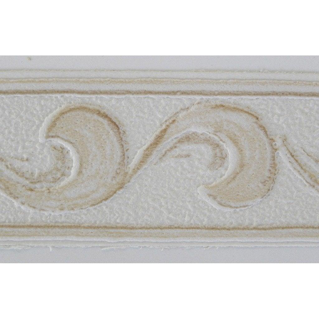 Frise expans e adh sive arabesque longueur 10 m leroy merlin - Leroy merlin frise adhesive ...