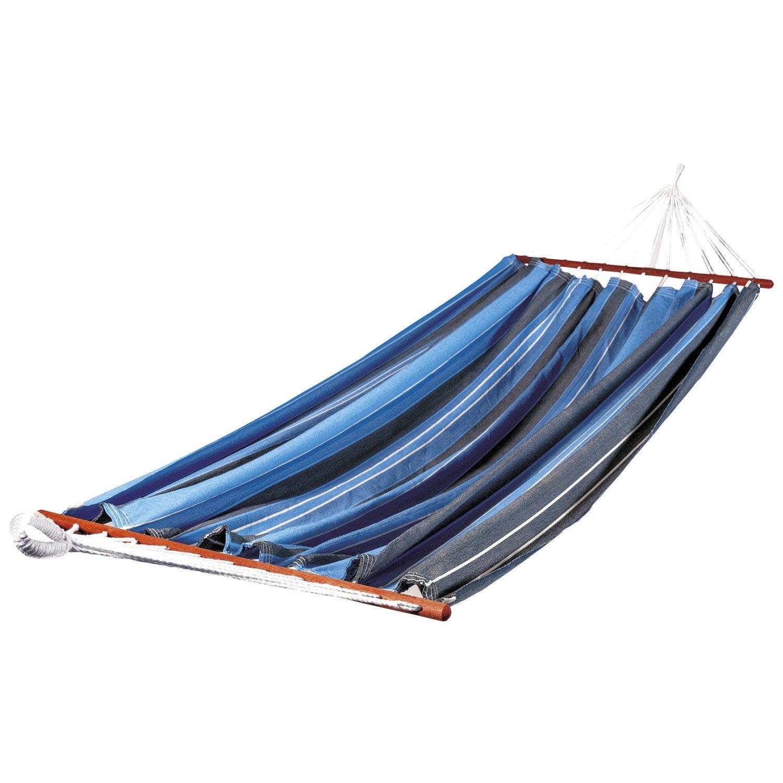 toile de hamac miss brasil jobek bleu leroy merlin. Black Bedroom Furniture Sets. Home Design Ideas