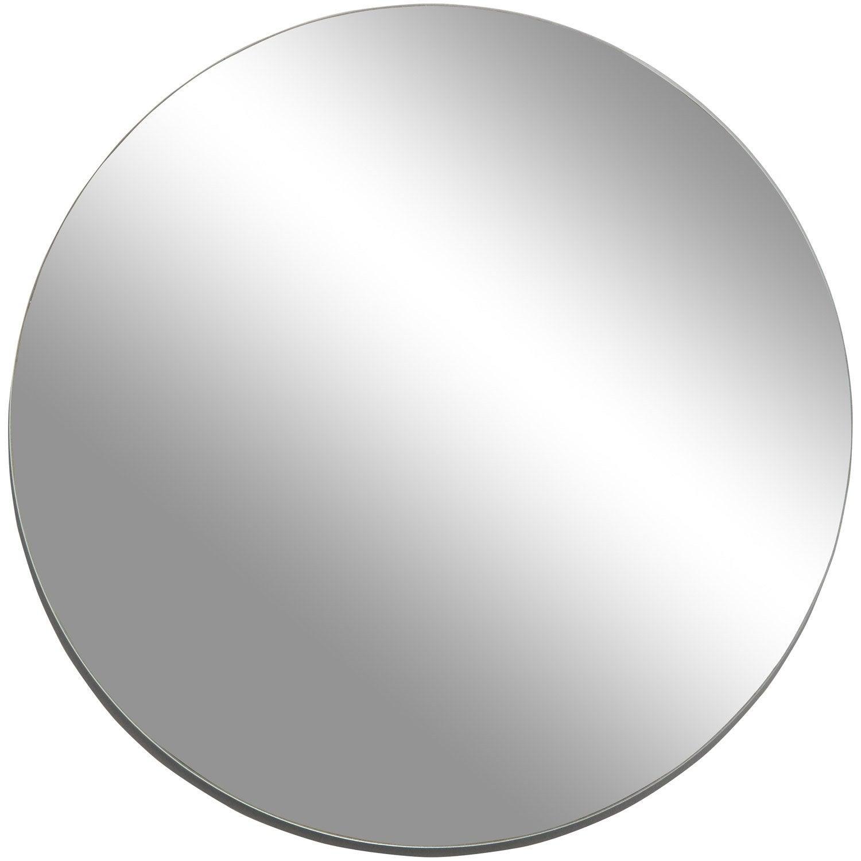 Miroir grossissant x 3 rond adh sif x x cm for Miroir autocollant leroy merlin
