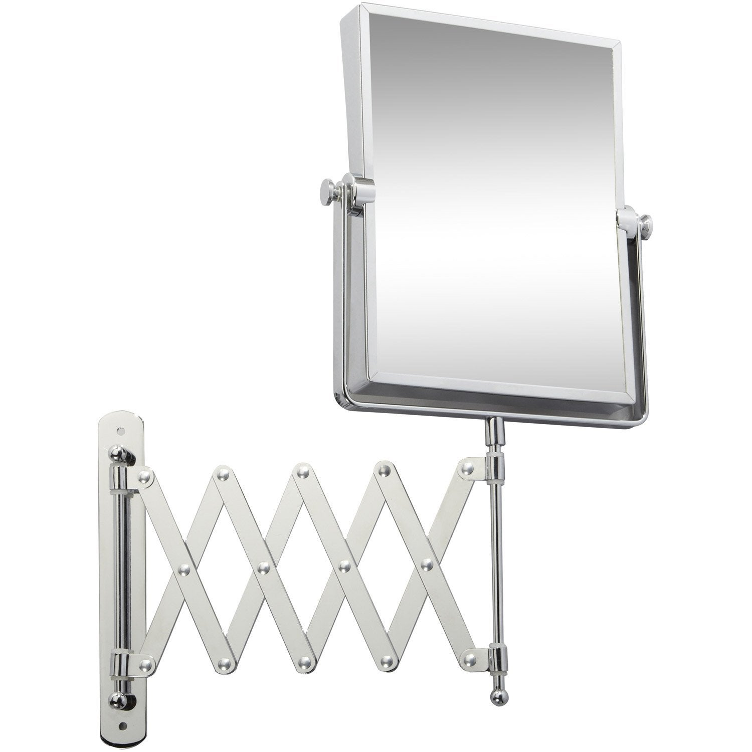 Miroir grossissant grand format for Miroir adhesif grand format