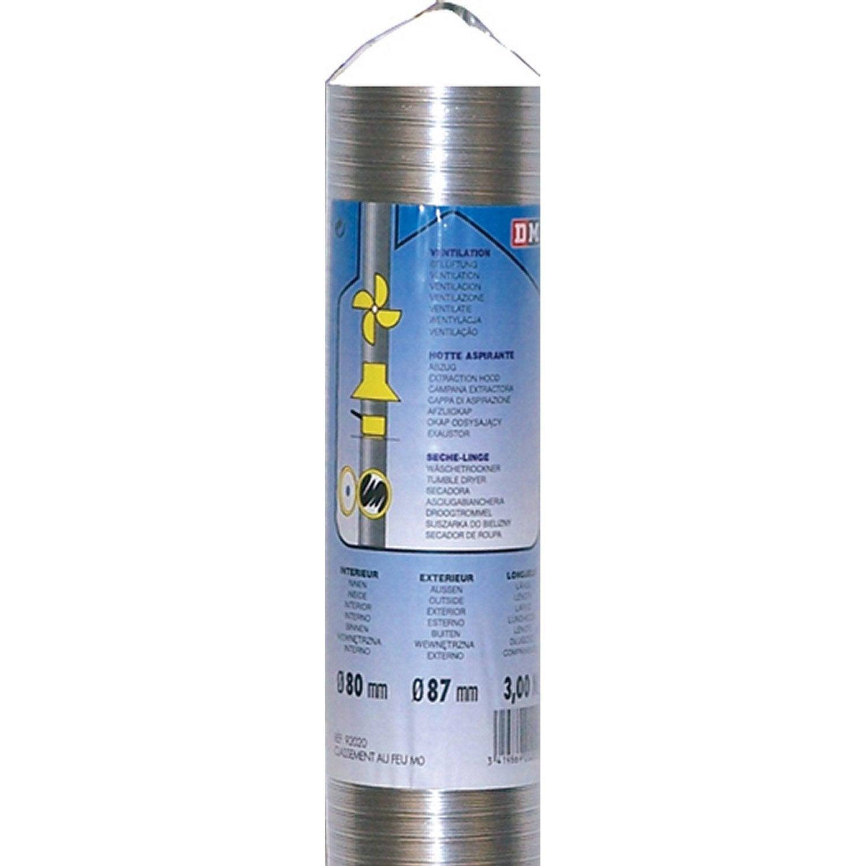 Flexible de ventilation air frais dmo diam 200 mm l 1 for Gaine pour hotte de cuisine
