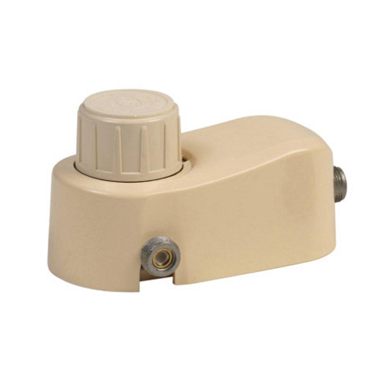 Coupleur inverseur pour gaz butane pour 2 bouteilles for Robinet de gaz cuisine