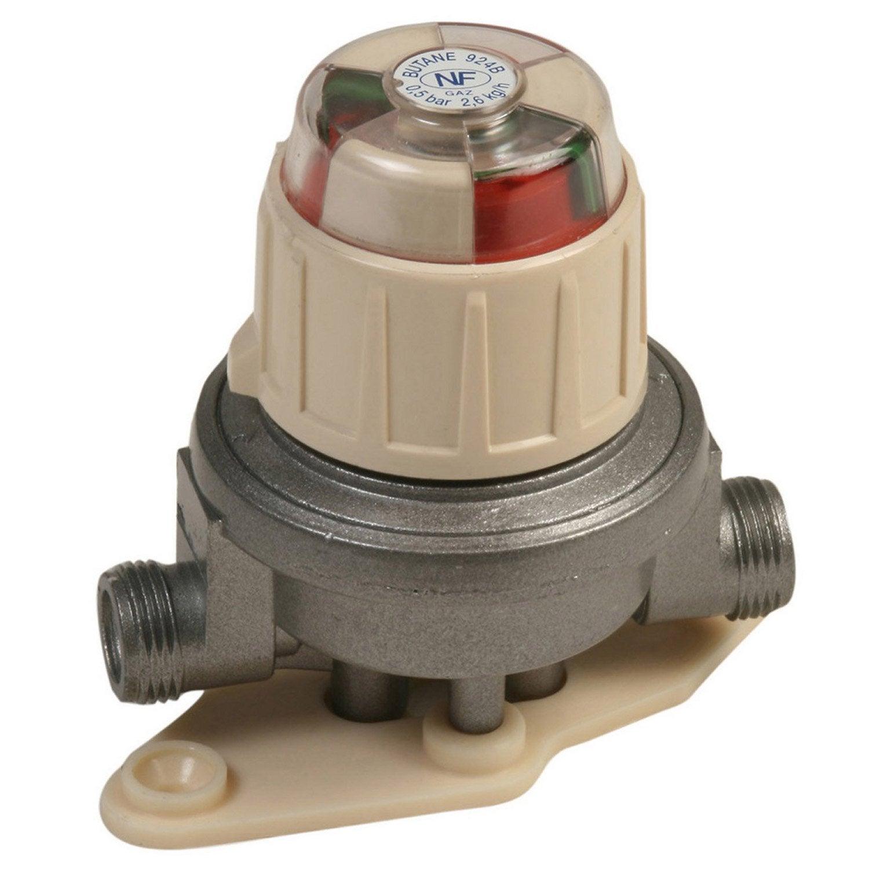 Inverseur automatique pour gaz butane 1 re d tente gazinox leroy merlin for Radiateur gaz de ville leroy merlin