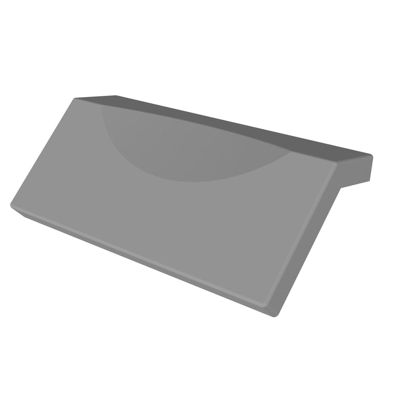 repose t te cm gris sensea premium design leroy merlin. Black Bedroom Furniture Sets. Home Design Ideas