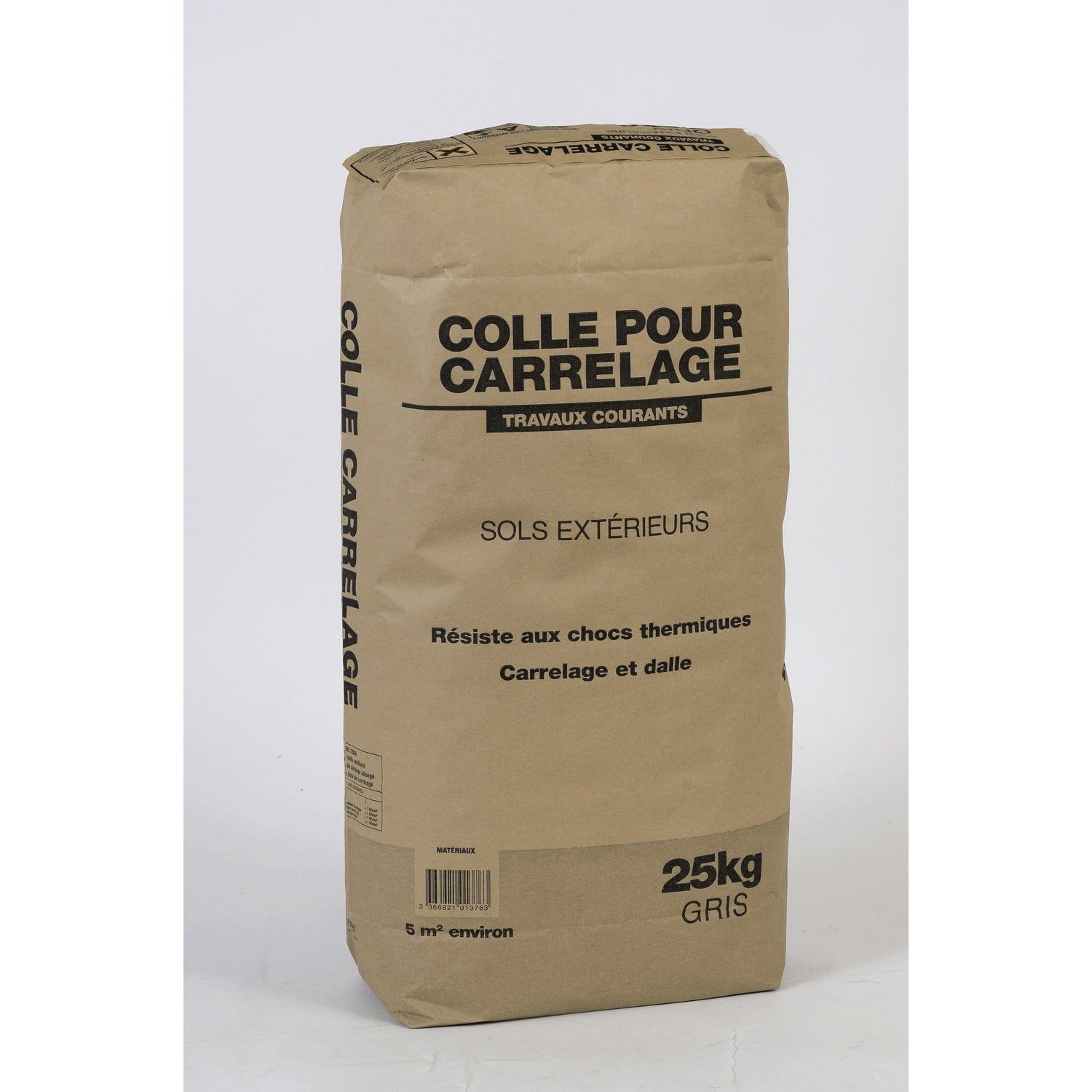 Mortier colle for Colle carrelage exterieur castorama