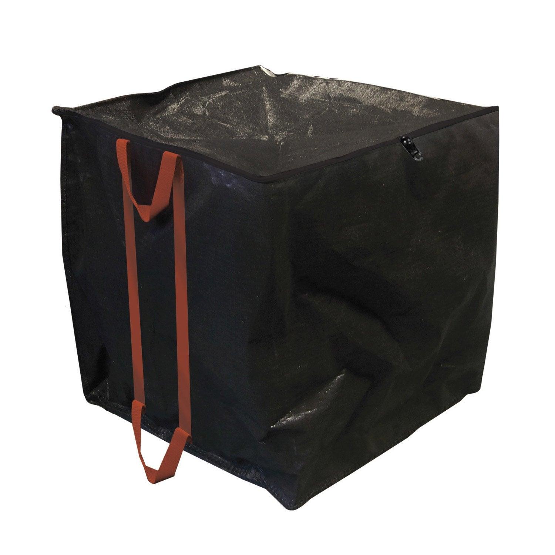 Coffre pliable Utility toile polypropylène , l.65 x P.65 x H.65 cm  Leroy Merlin