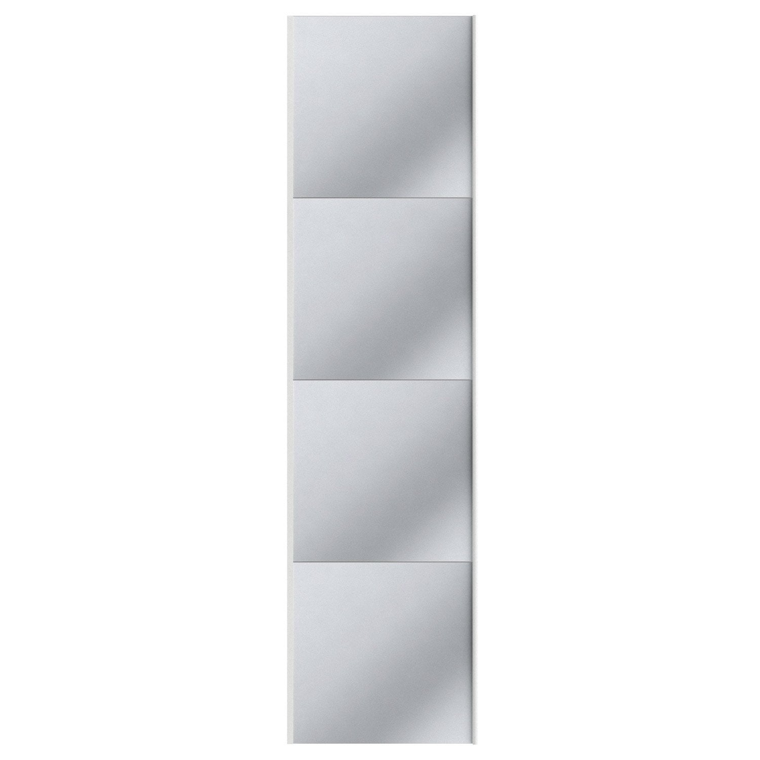 Portes coulissantes spaceo home 240 x 60 x 1 6 cm gris for Porte coulissante 60 x 96