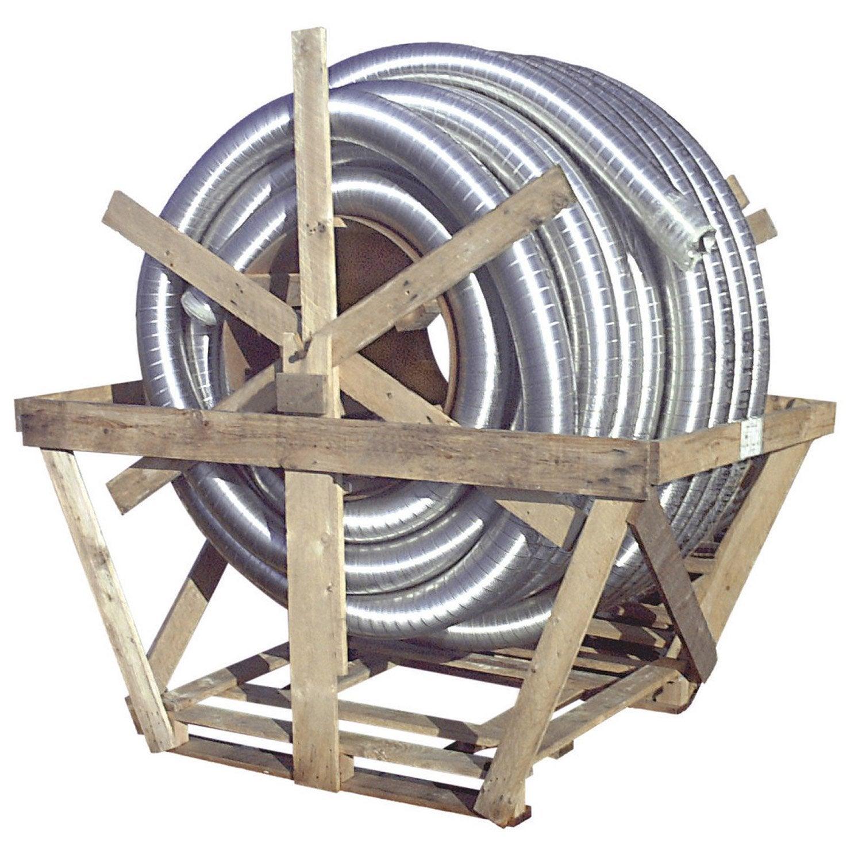 Flexible simple paroi pour tubage ISOTIP JONCOUX Leroy Merlin # Kit Ramonage Poele A Bois