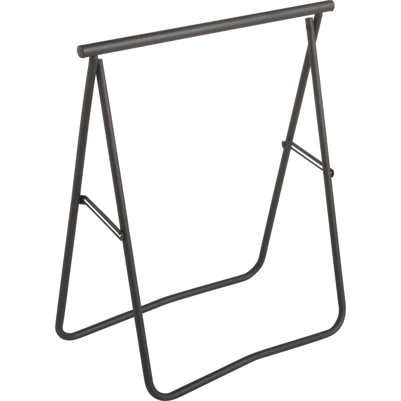tr teau acier compas x cm leroy merlin. Black Bedroom Furniture Sets. Home Design Ideas