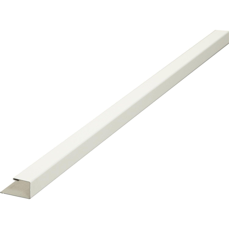 Finition Aluminium Blanc Leroy Merlin