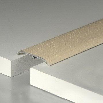 barre de seuil pour parquet stratifi. Black Bedroom Furniture Sets. Home Design Ideas