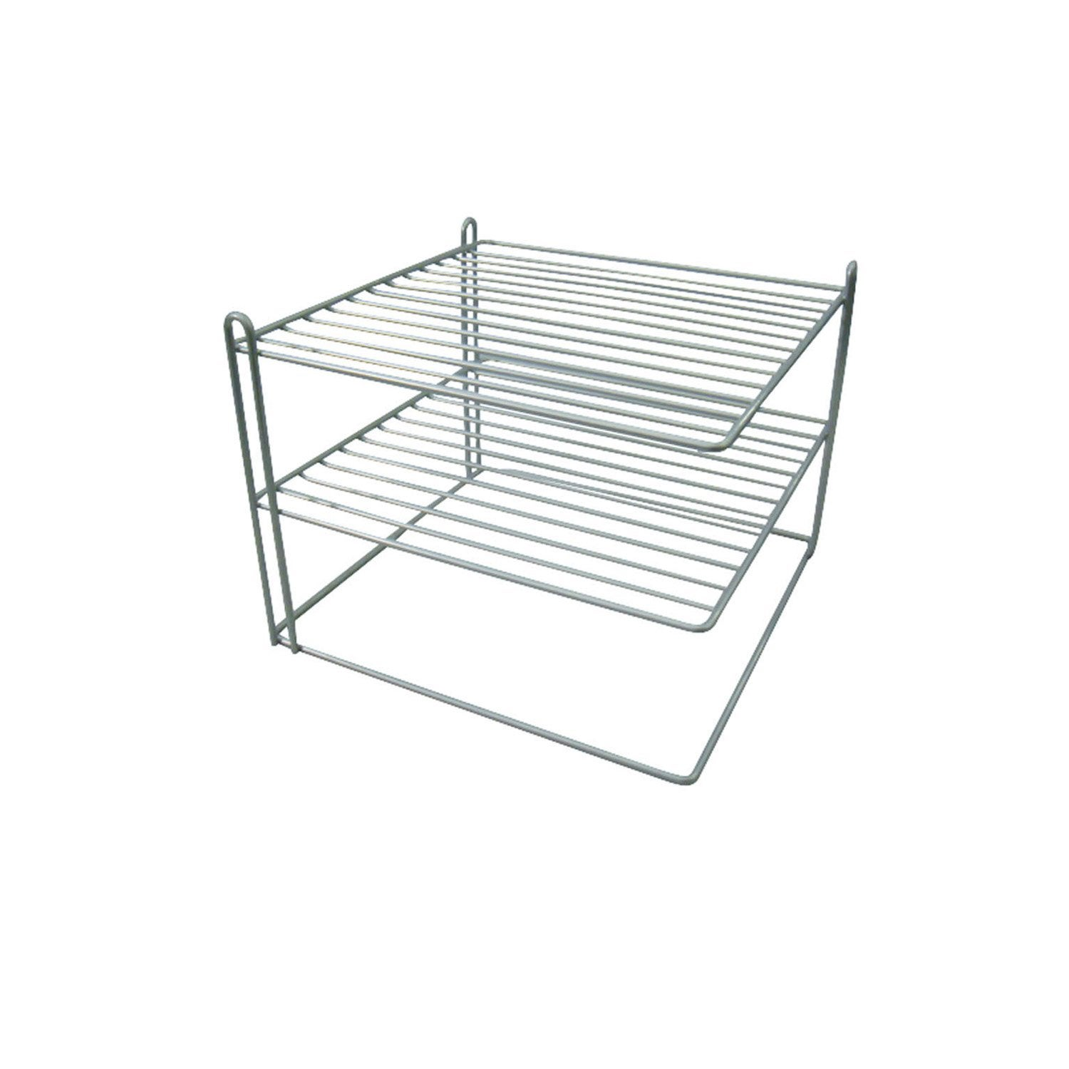 Etag re assiettes 3 niveaux m tal epoxy leroy merlin - Leroy merlin etagere metal ...