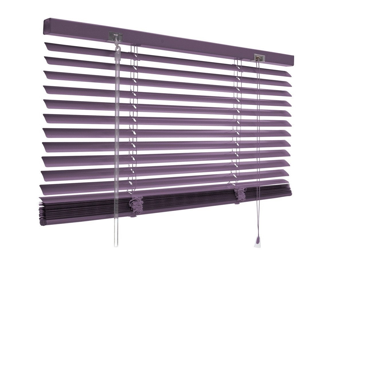 store v nitien aluminium violet x cm leroy. Black Bedroom Furniture Sets. Home Design Ideas