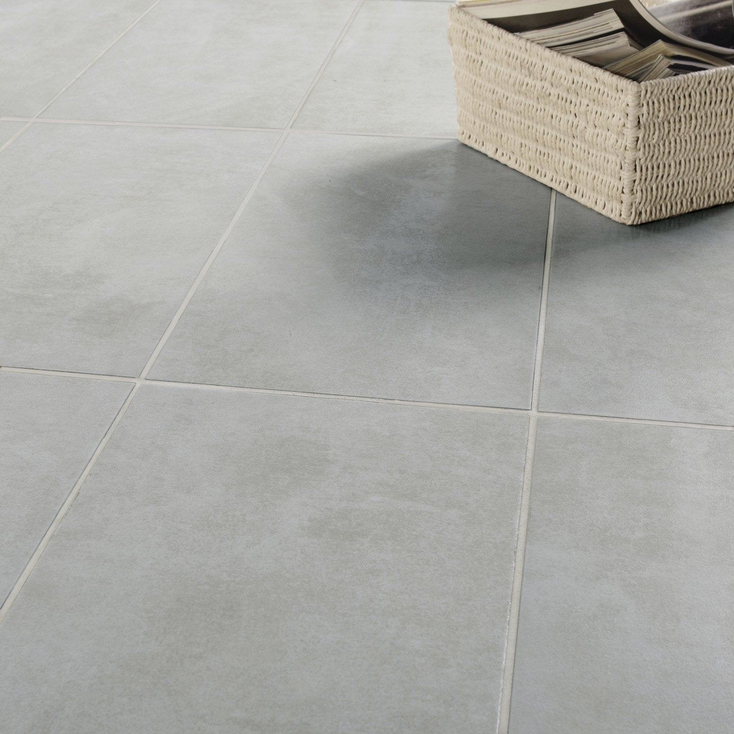 Carrelage gris clair 30 x 30 for Carrelage gris clair