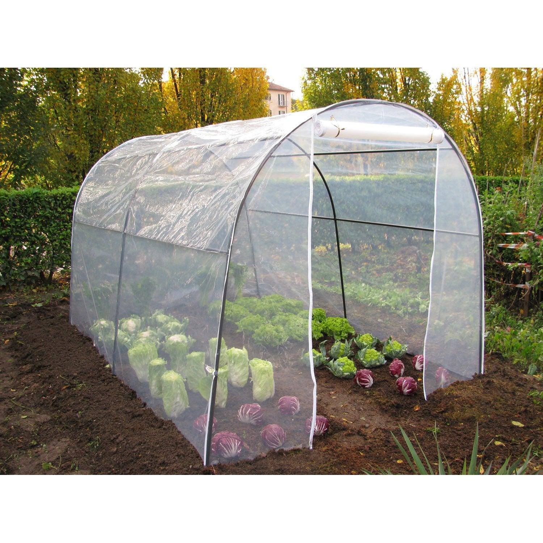 v p produits terrasse jardin potager serre et soin des vegetaux tunnel film d hivernage de forcage l