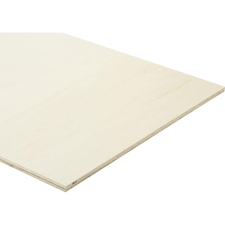 panneau contreplaqu peuplier ep 3 mm leroy merlin. Black Bedroom Furniture Sets. Home Design Ideas